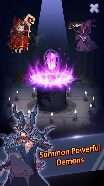 放置塔防:幽林守卫者 游戏截图4