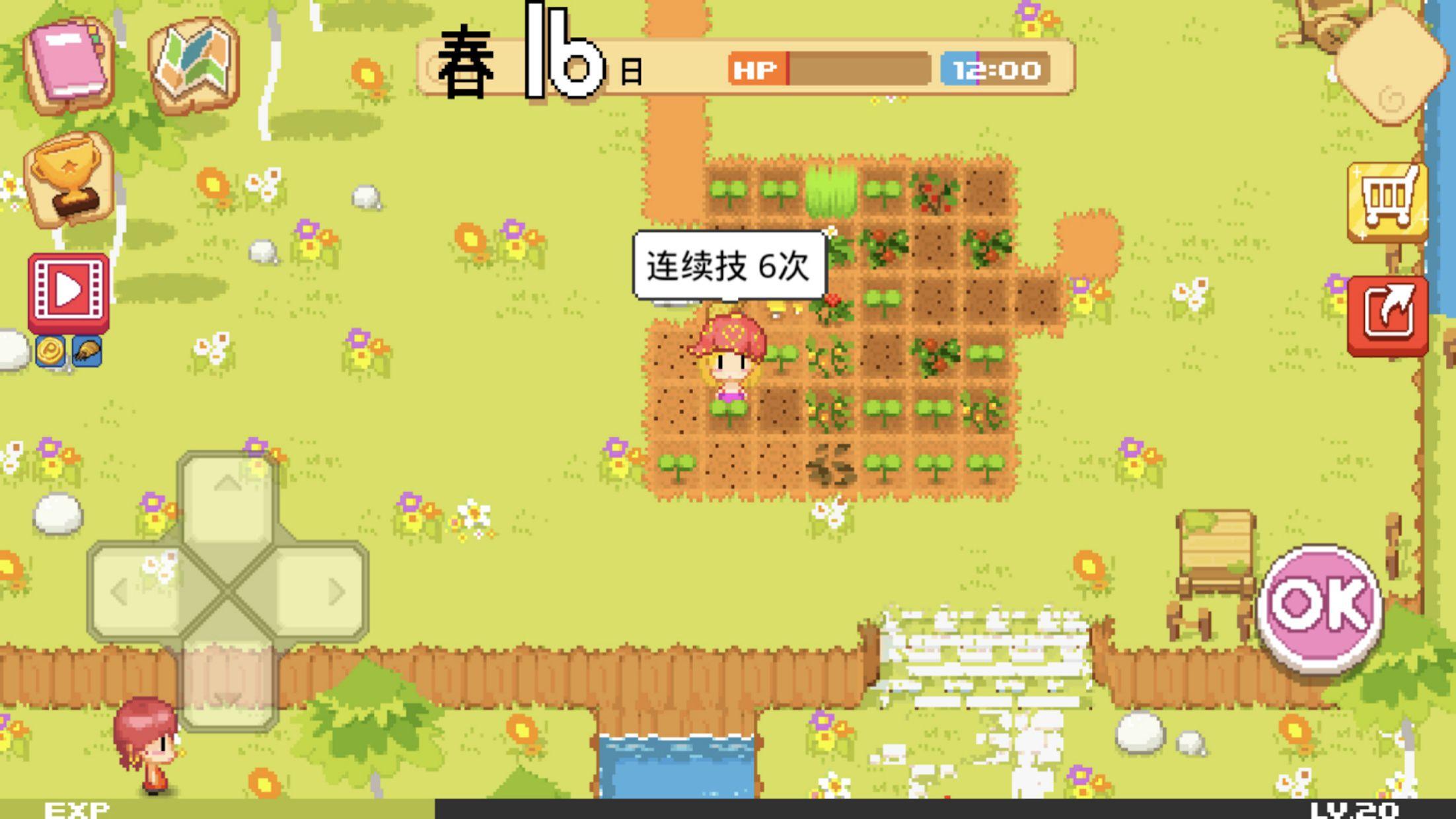 公主的农场故事 游戏截图2