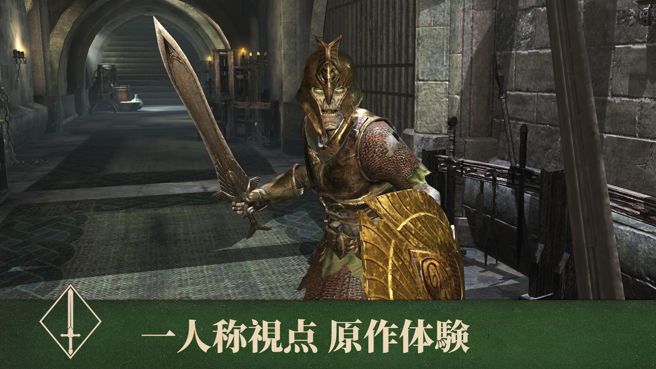 上古卷轴:刀锋战士(日服) 游戏截图5