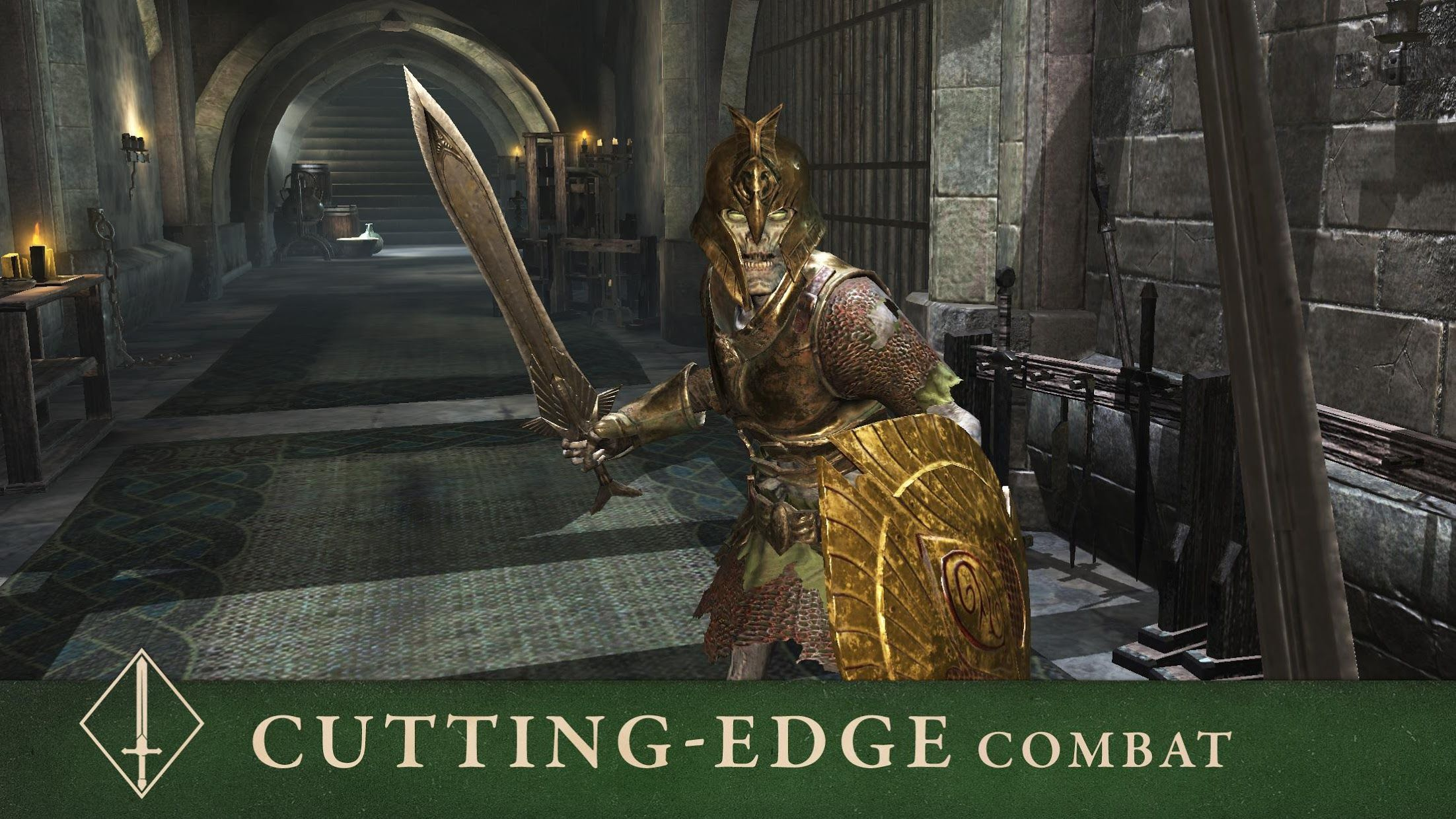 上古卷轴:刀锋战士(美服) 游戏截图5