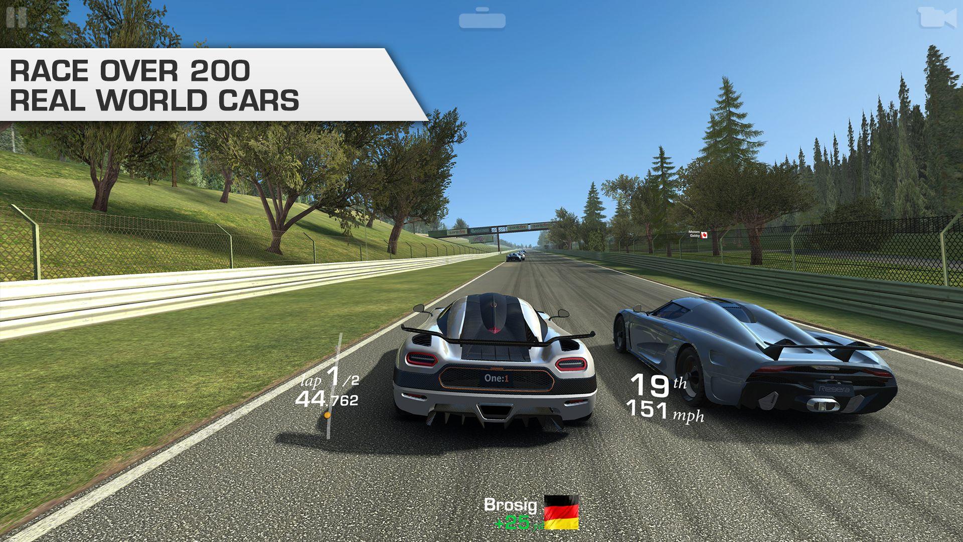 真实赛车3(美服) 游戏截图2