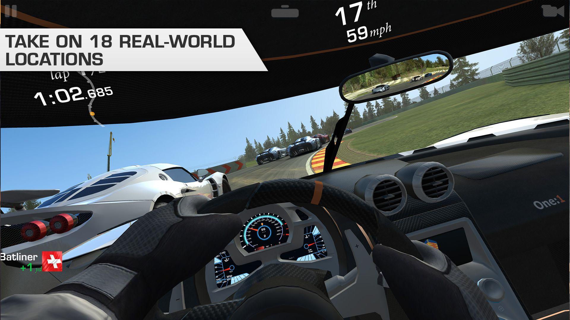 真实赛车3(美服) 游戏截图3
