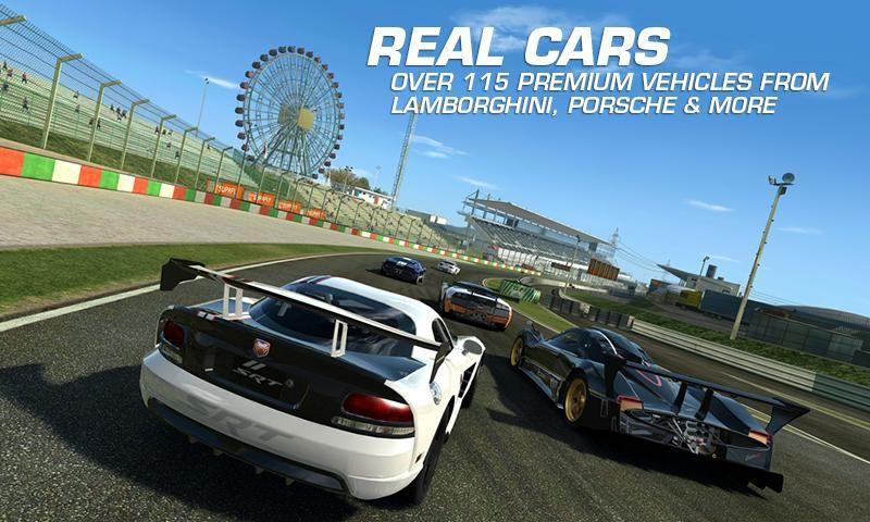 真实赛车3(美服) 游戏截图5