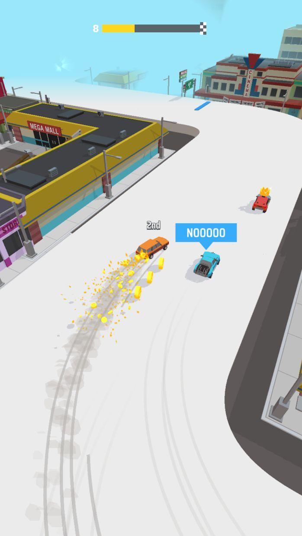 类似Drifty Race的游戏