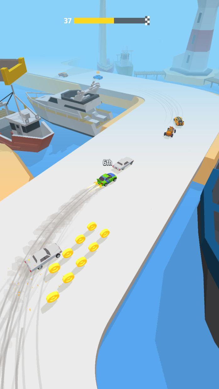 Drifty Race 游戏截图3