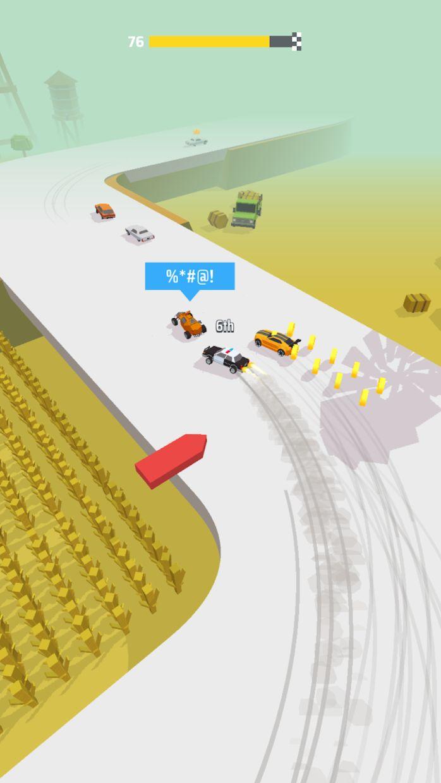 Drifty Race 游戏截图4