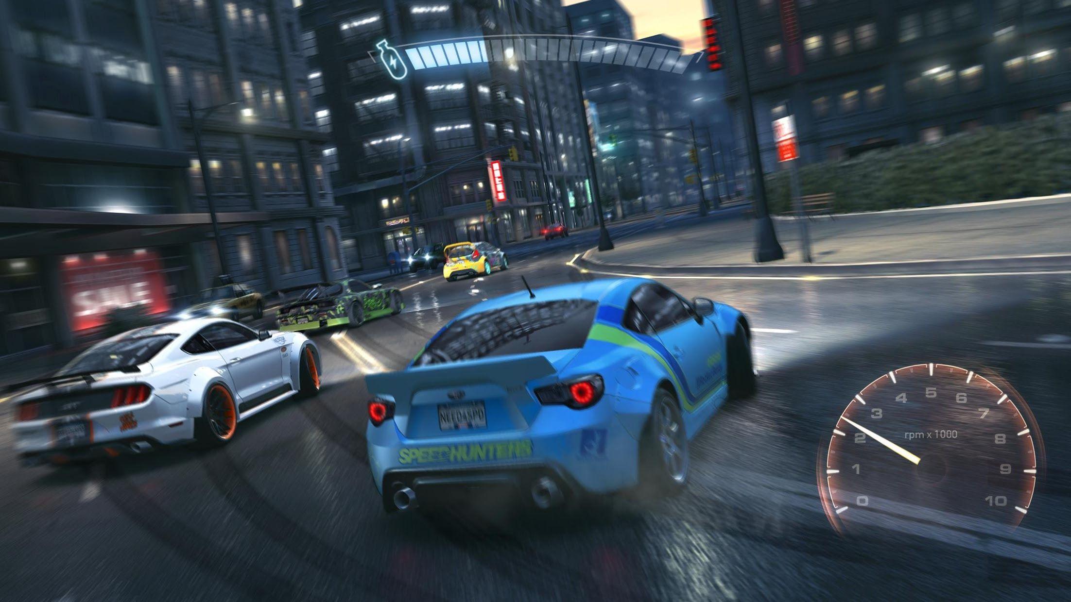 极品飞车:无极限赛车 游戏截图4