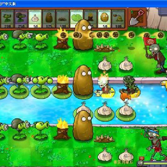植物大战僵尸海盗坚不可摧它的玩法是要有技巧的呦