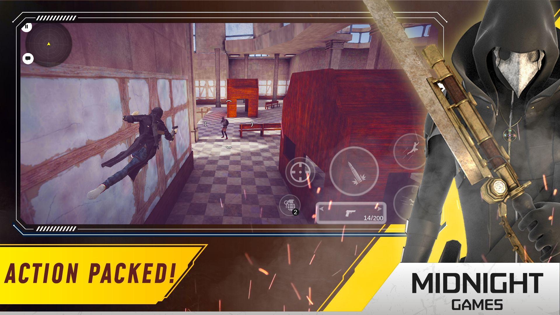 Rogue Agents 游戏截图5