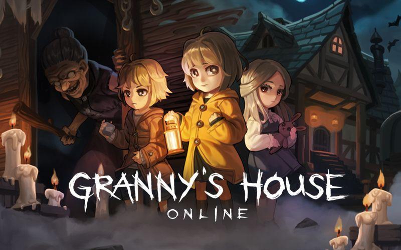 奶奶的房子-多人逃脱 游戏截图1