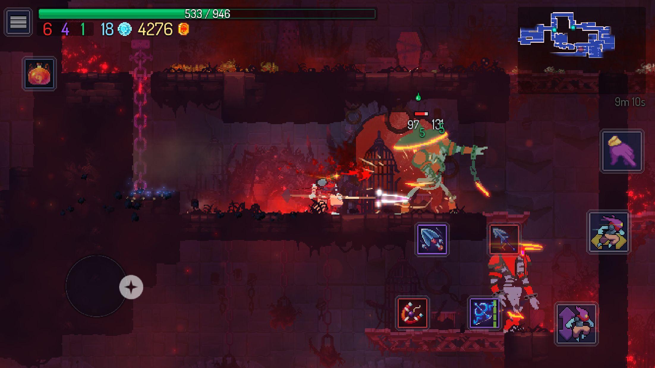 死亡细胞(国际版) 游戏截图1