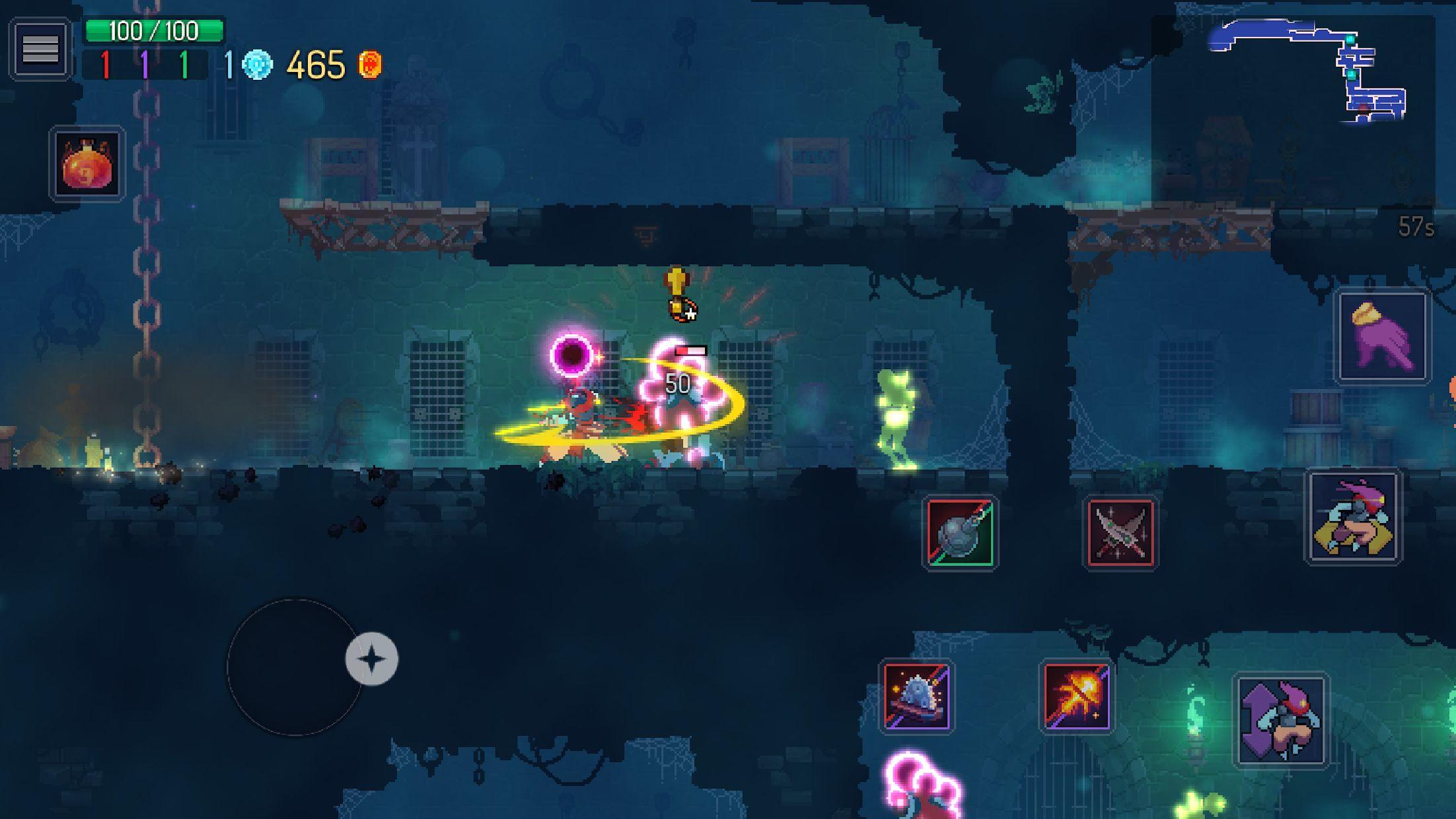 死亡细胞(国际版) 游戏截图2