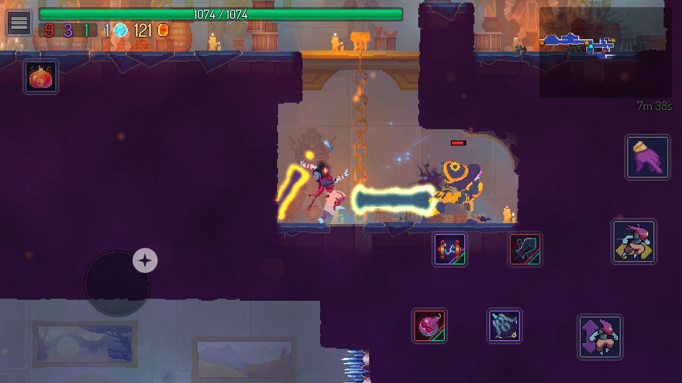 死亡细胞(国际版) 游戏截图3