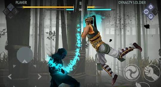 暗影格斗3防守