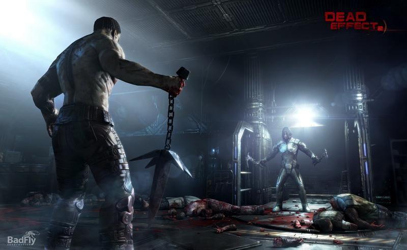 死亡效应 2(Dead Effect 2) 游戏截图1