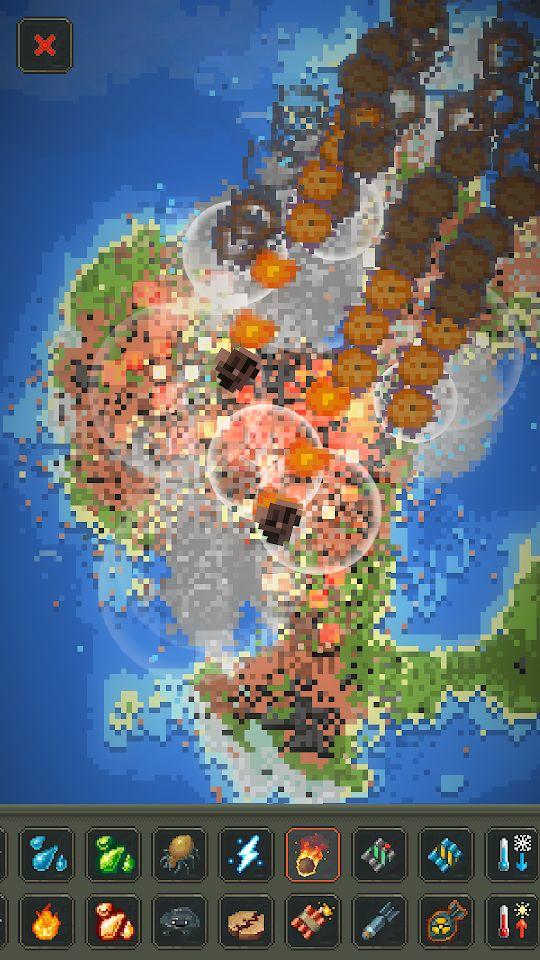 WorldBox - 神游戏模拟器 游戏截图1