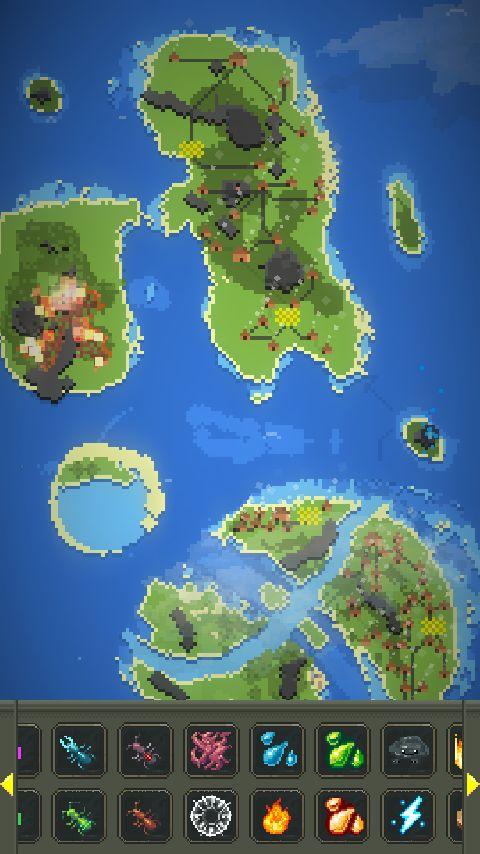 WorldBox - 神游戏模拟器 游戏截图2