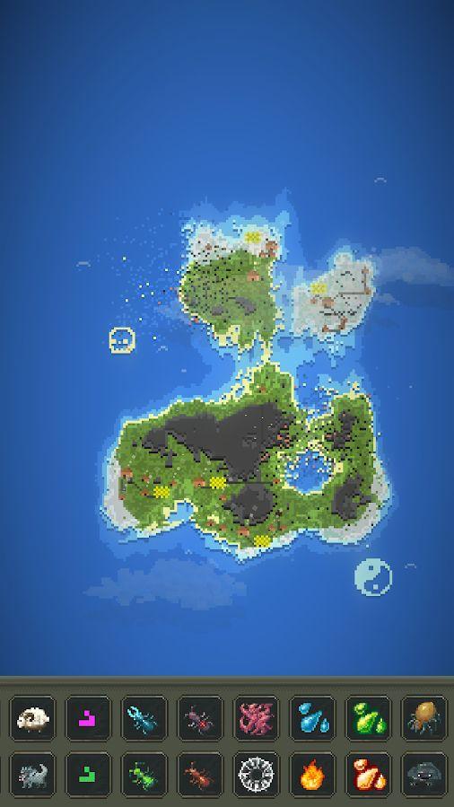 WorldBox - 神游戏模拟器 游戏截图5