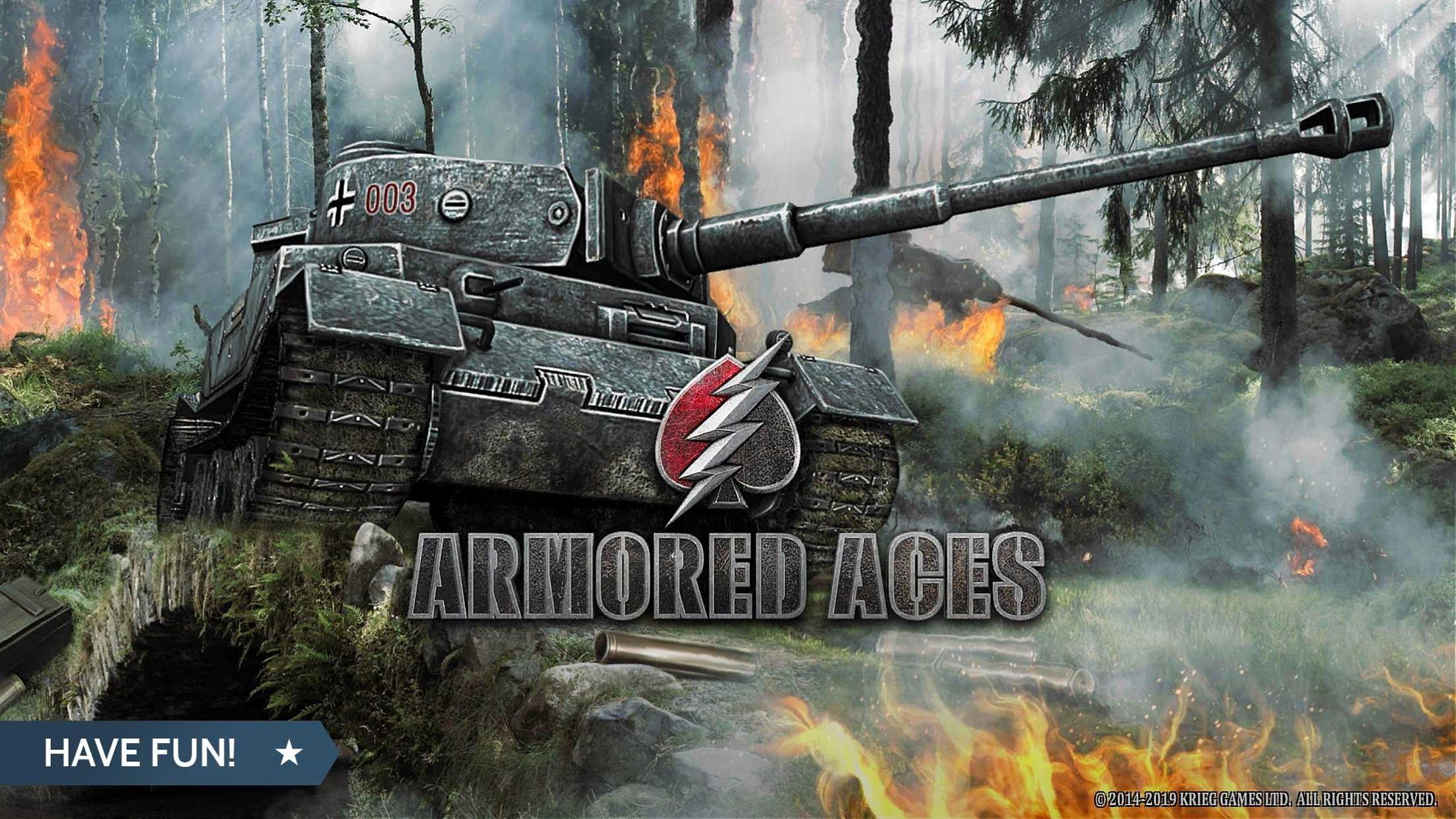Armored Aces - Tanks in the World War 游戏截图5