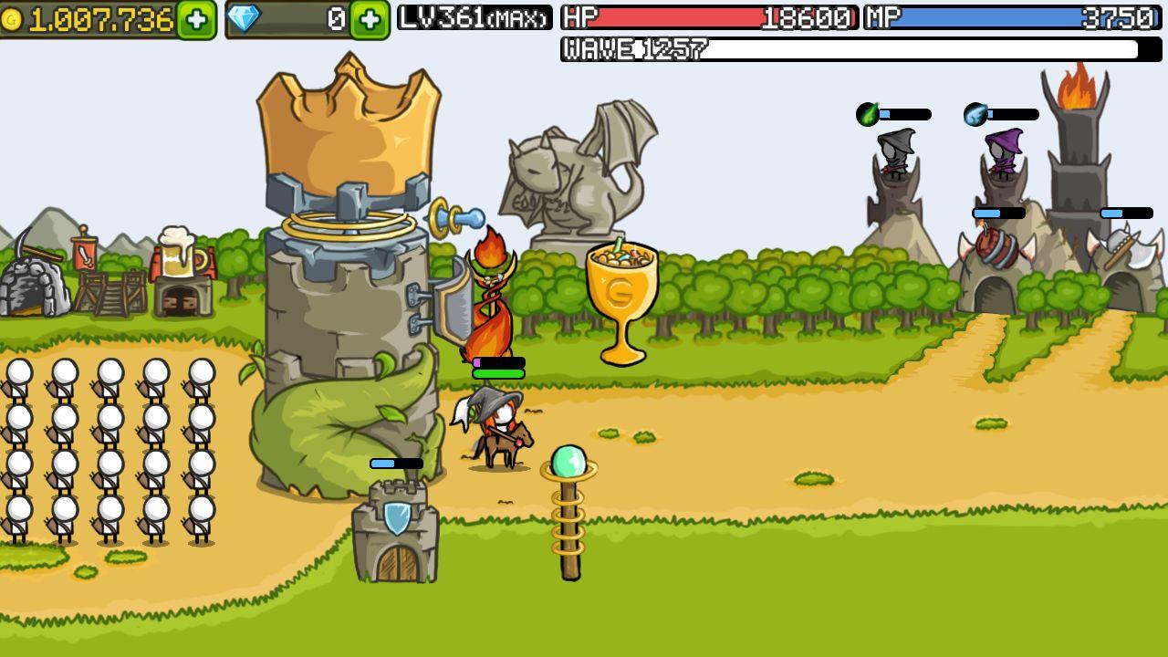 成长城堡 游戏截图5