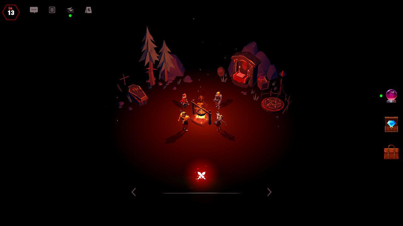 人或吸血鬼(Man or Vampire) 游戏截图3
