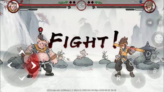 鬼斗:唐僧竟被徒弟们轮番教育?很久没见过这么硬核的格斗游戏了 图片2