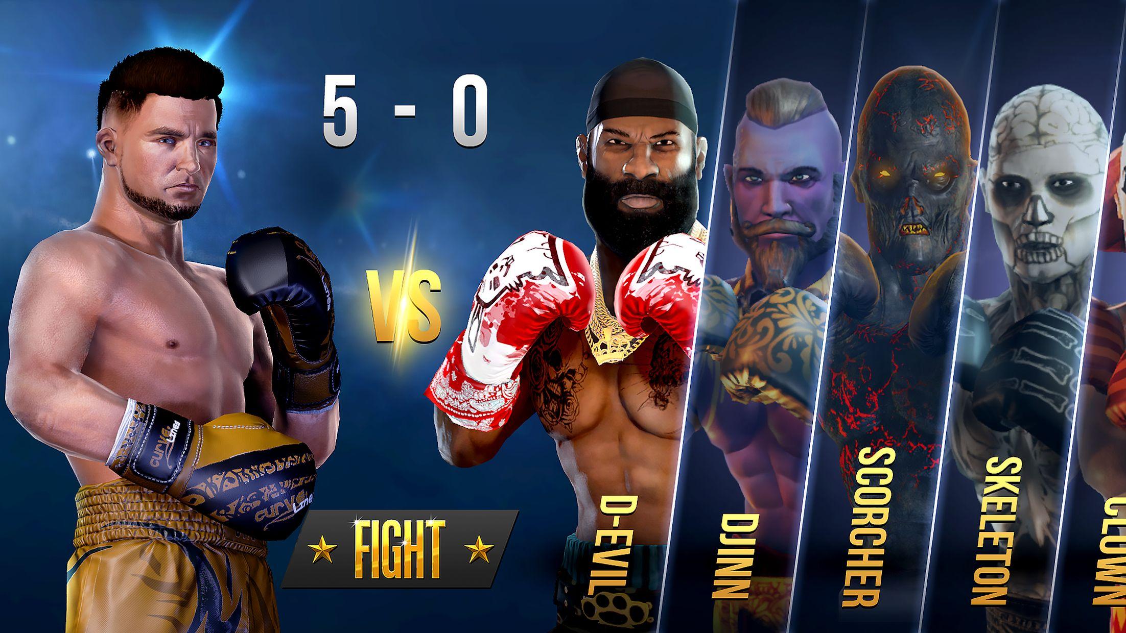 真实拳击2:洛奇 游戏截图1