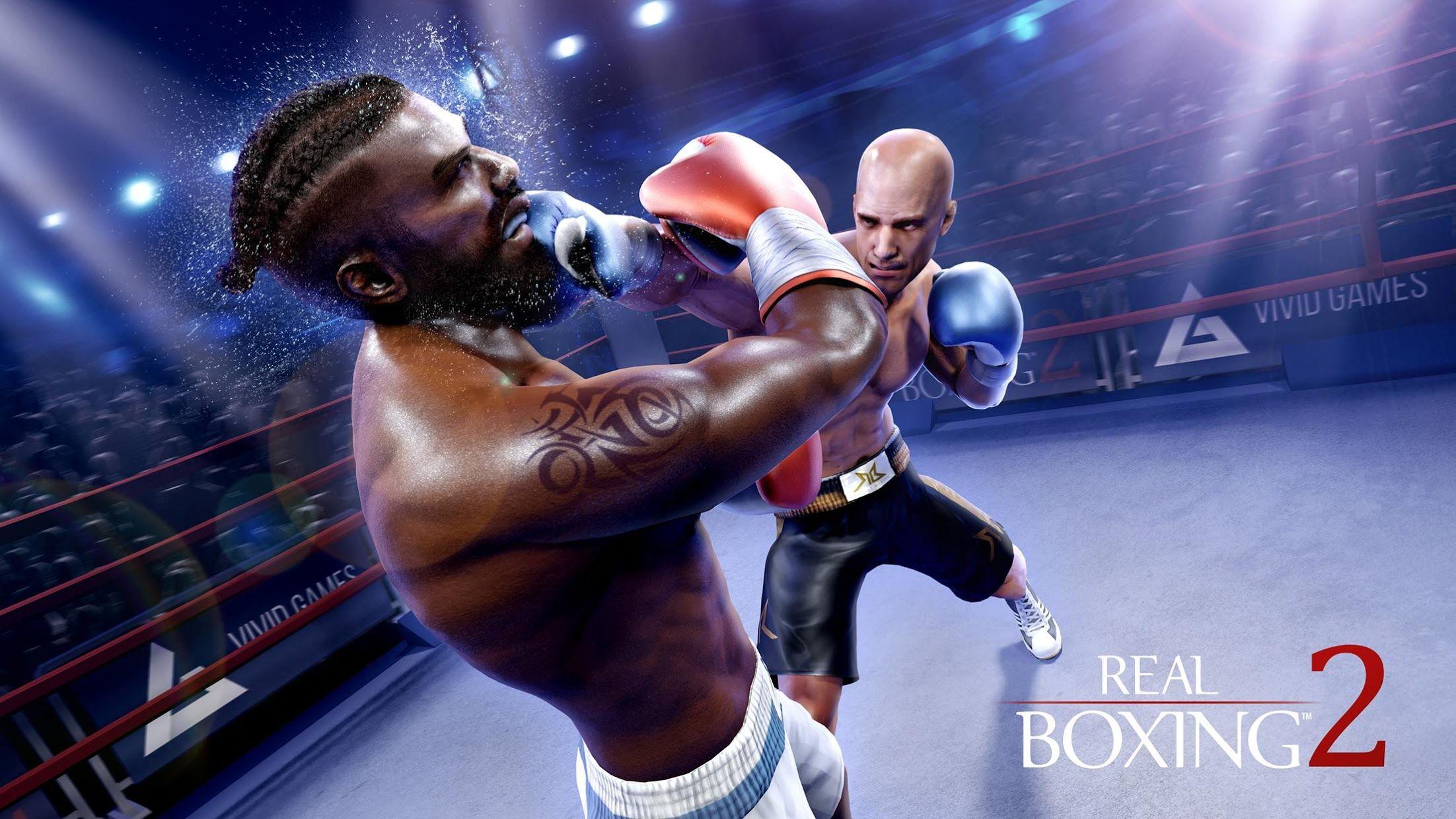 真实拳击2:洛奇 游戏截图2