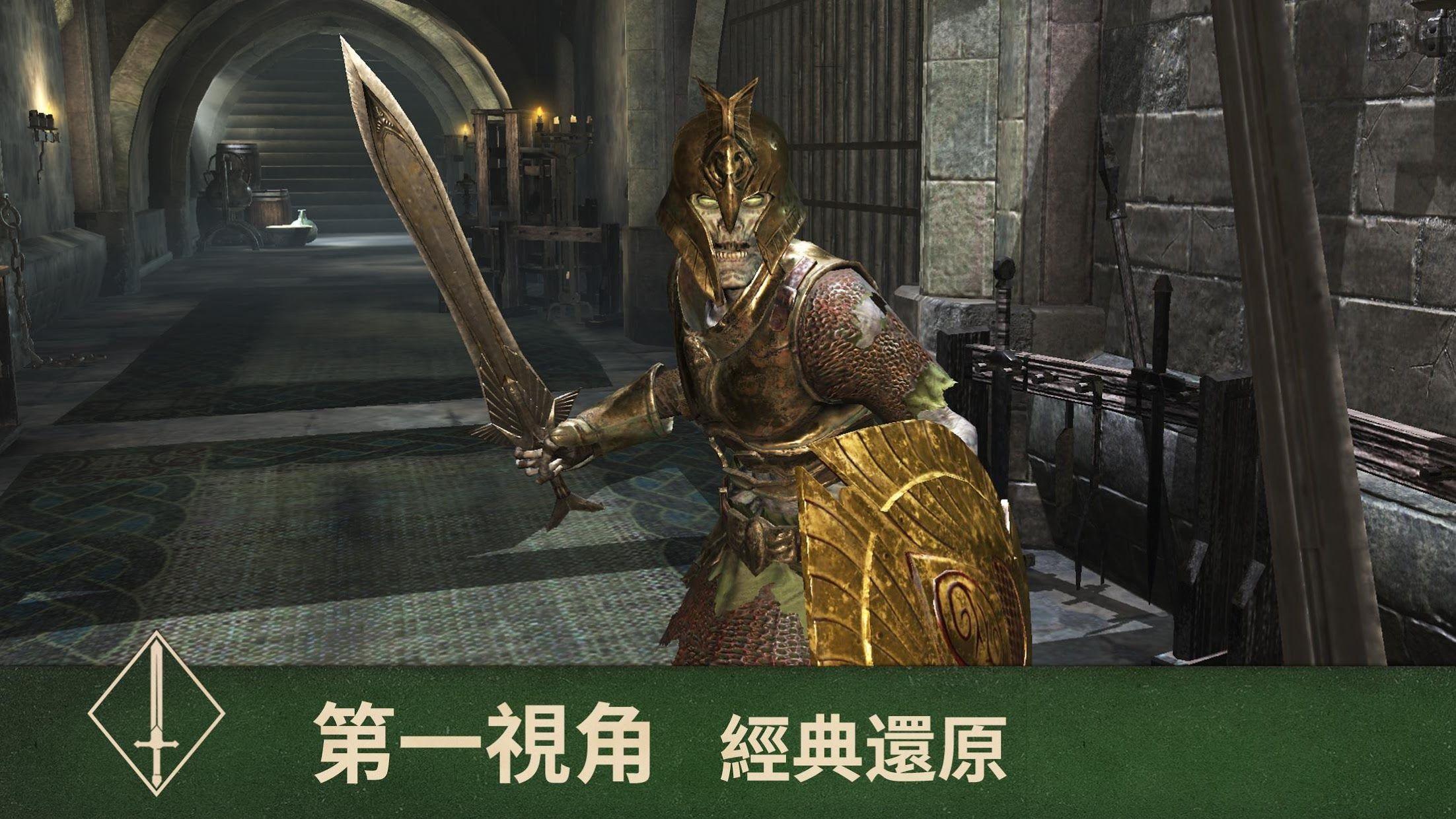 上古卷轴:刀锋战士(台服) 游戏截图5