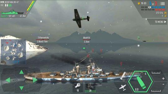 战舰激斗:媲美《战舰世界》,可以离线嗨的高画质海战手游 图片7