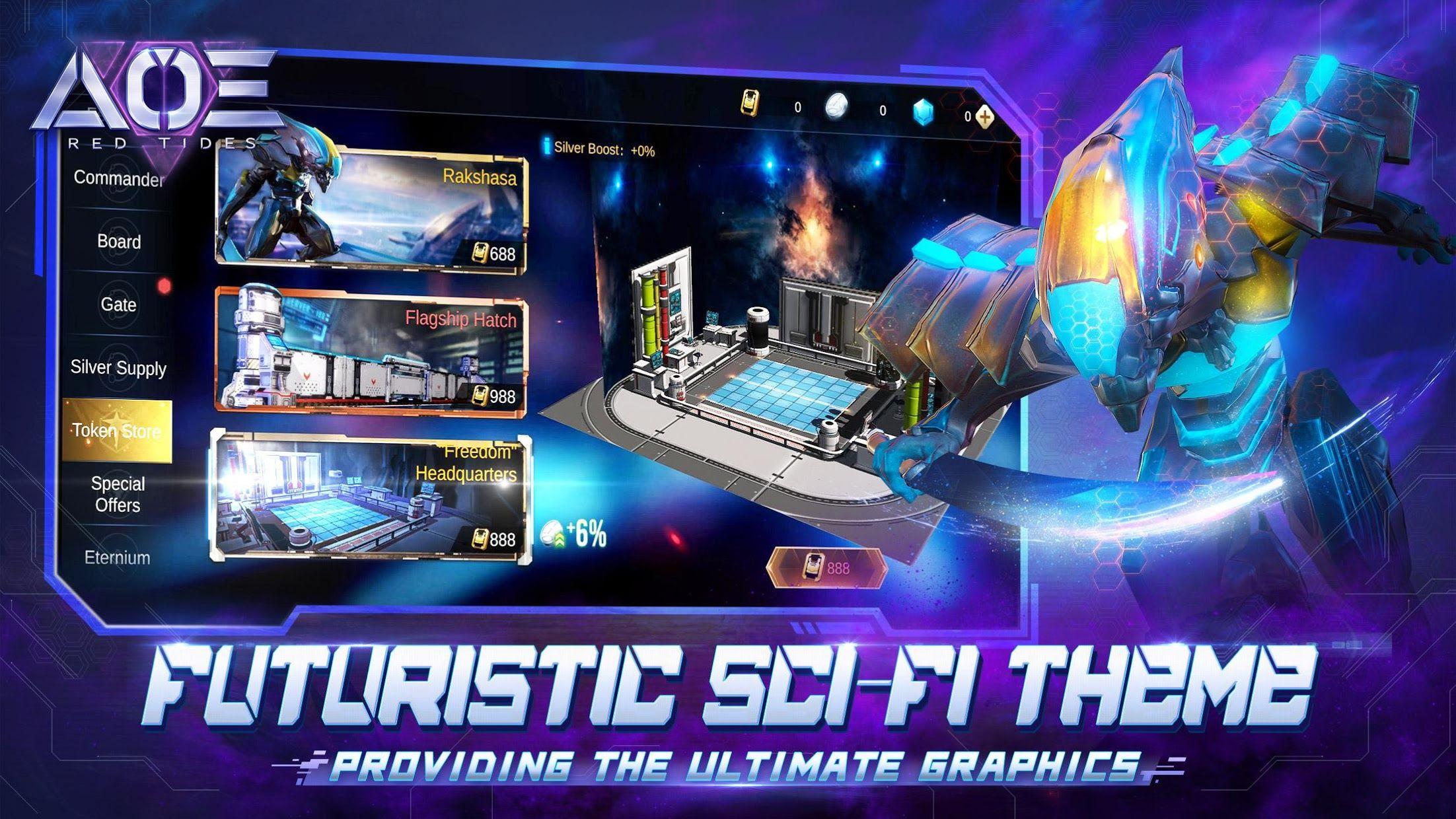 无限进化:赤潮自走棋 游戏截图5