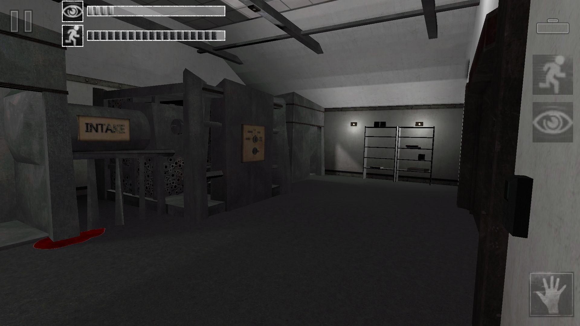 SCP - Containment Breach Mobile 游戏截图1