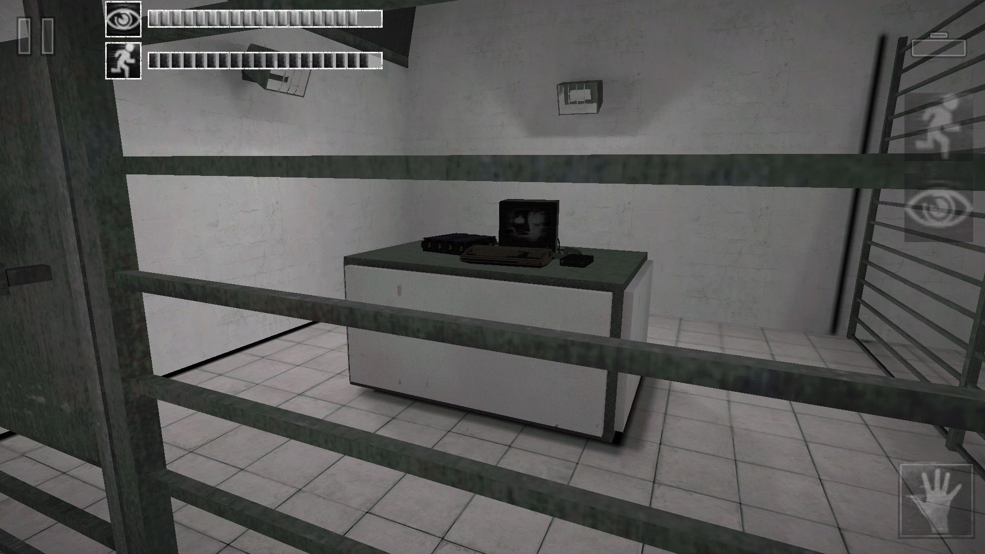 SCP - Containment Breach Mobile 游戏截图2