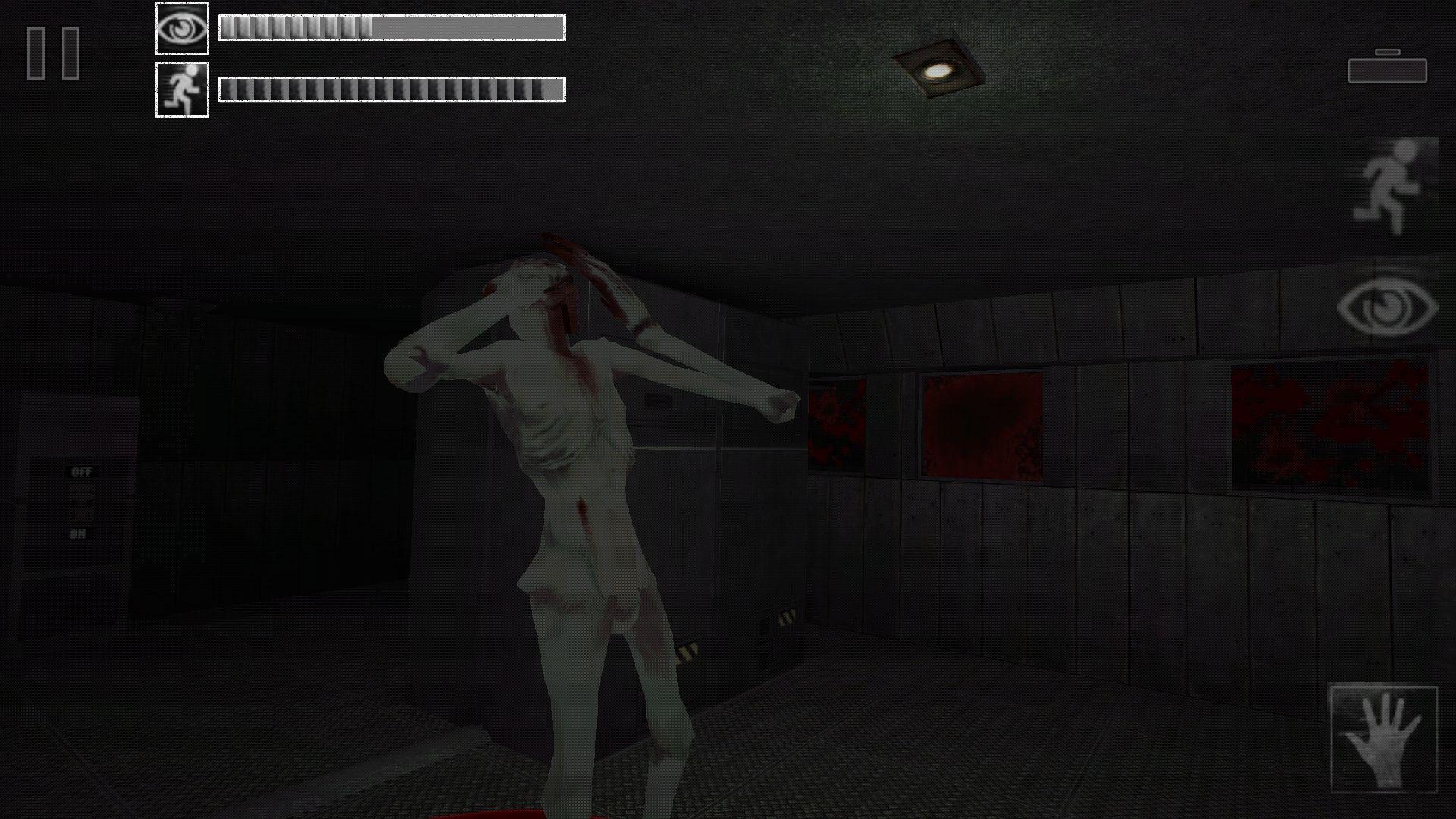 SCP - Containment Breach Mobile 游戏截图5