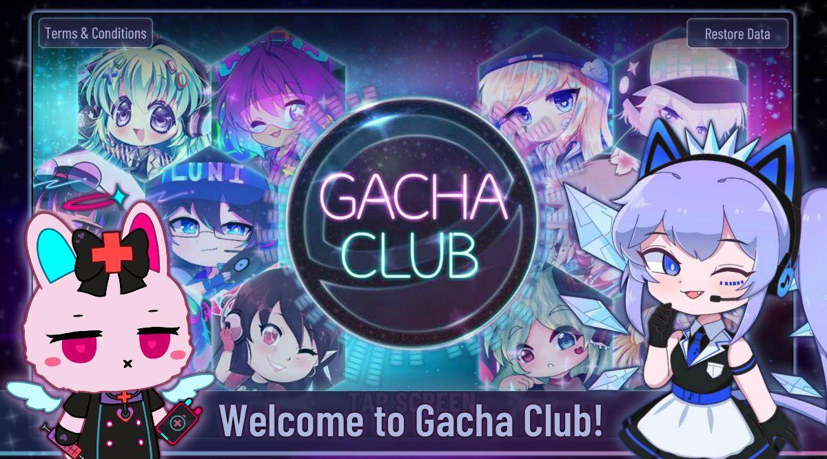 Gacha Club 游戏截图1