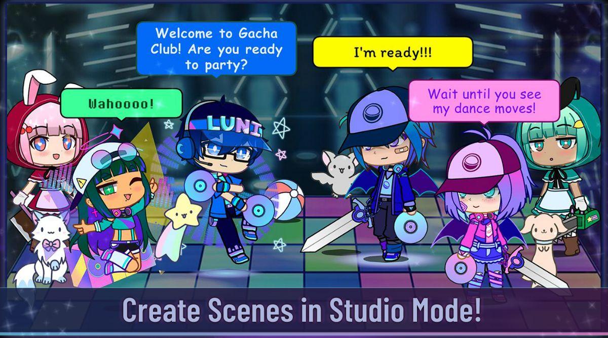 Gacha Club 游戏截图4