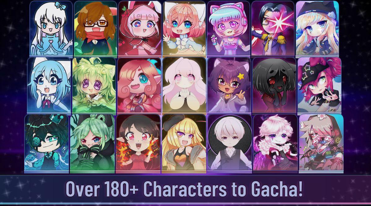 Gacha Club 游戏截图5