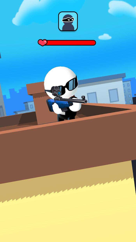 扳机约翰:狙击手 游戏截图1