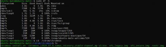能打游戏能编程,如何用吃灰机器,安装完整ChromeOS(支持安卓) 图片18