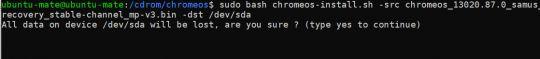 能打游戏能编程,如何用吃灰机器,安装完整ChromeOS(支持安卓) 图片19