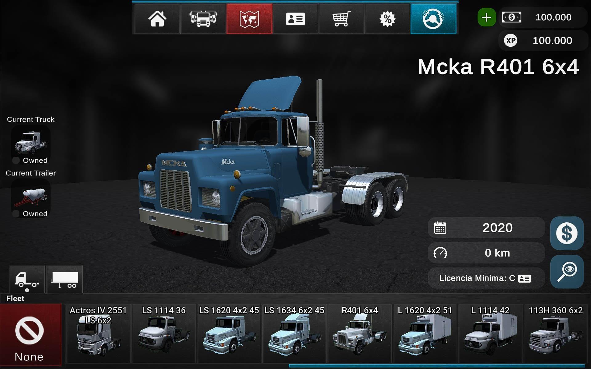 Grand Truck Simulator 2 游戏截图1