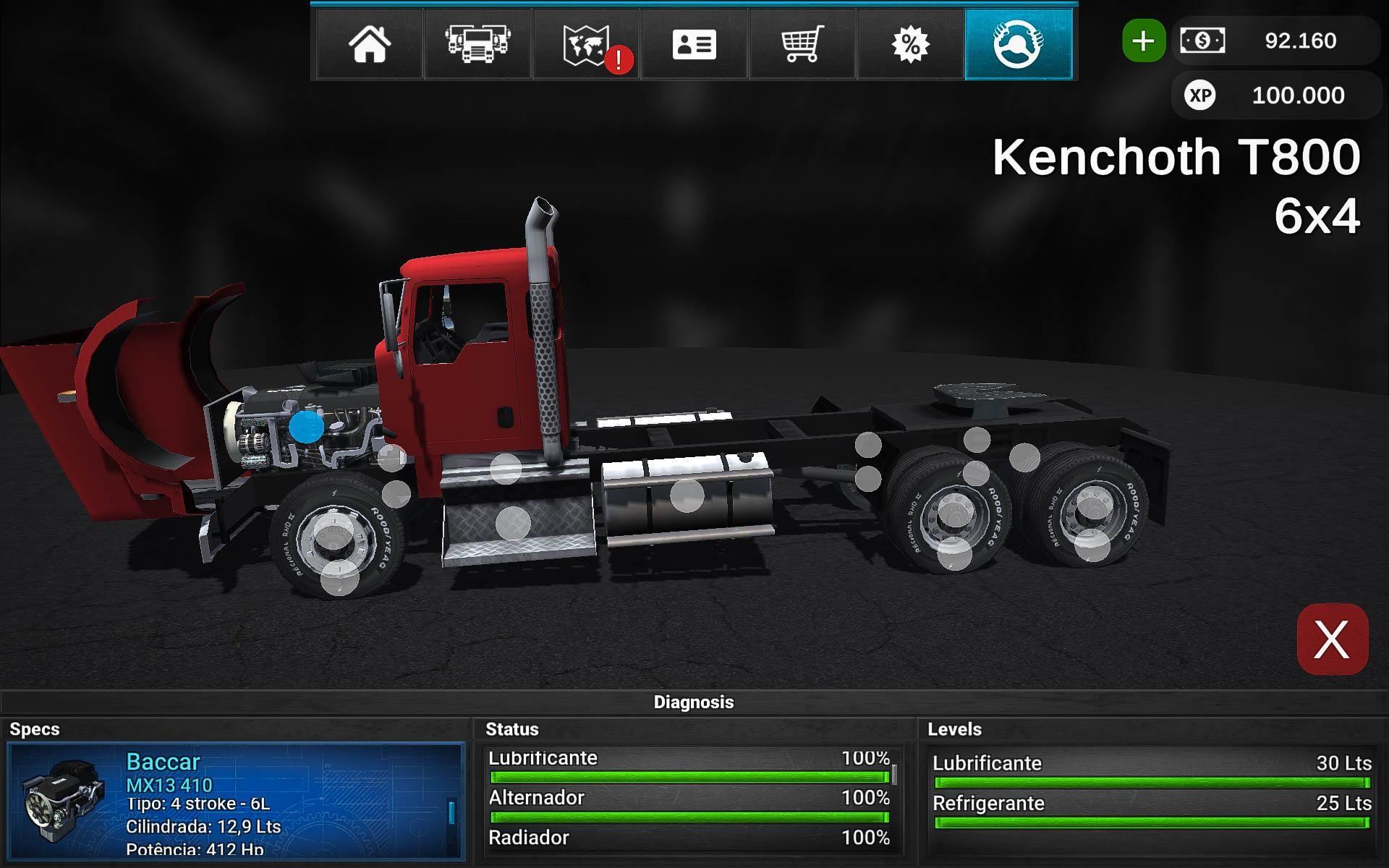 Grand Truck Simulator 2 游戏截图2