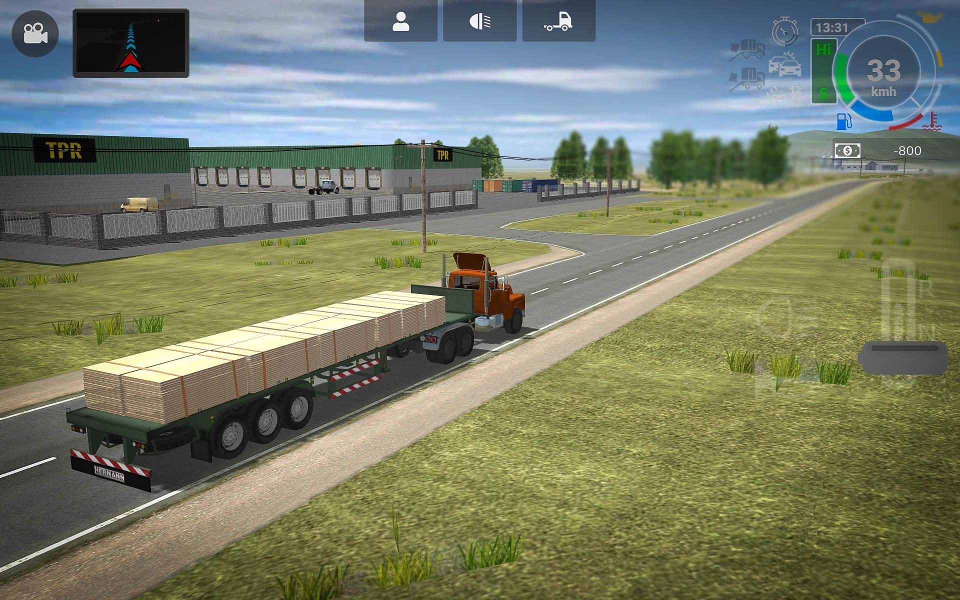 Grand Truck Simulator 2 游戏截图3