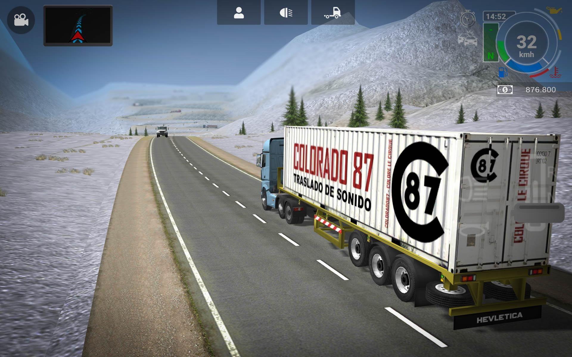Grand Truck Simulator 2 游戏截图4