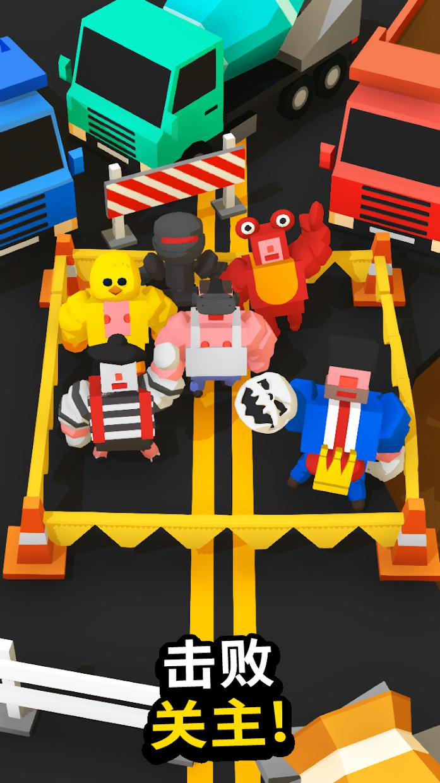 IDLE BOXING - 拳击手 游戏截图2