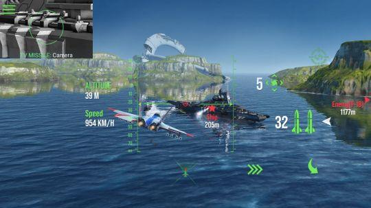 现代战机:仅存的良心战机游戏之一,操作简单粗暴,战斗震撼人心 图片4