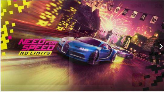 哪里能玩《极品飞车:无极限赛车》 图片1