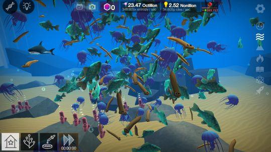 从细胞到奇点:达尔文玩了都兴奋,这可能是最真实的人类进化游戏了 图片5