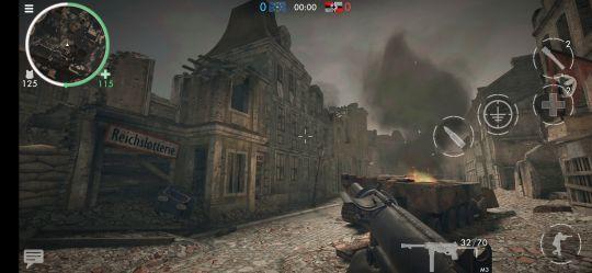 世界战争:英雄——这也许是最好玩的二战FPS手游了 图片4