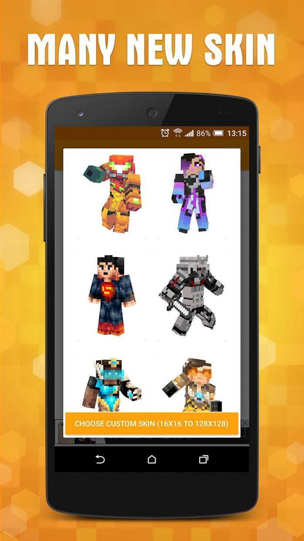 AddOns Maker for Minecraft PE 游戏截图4